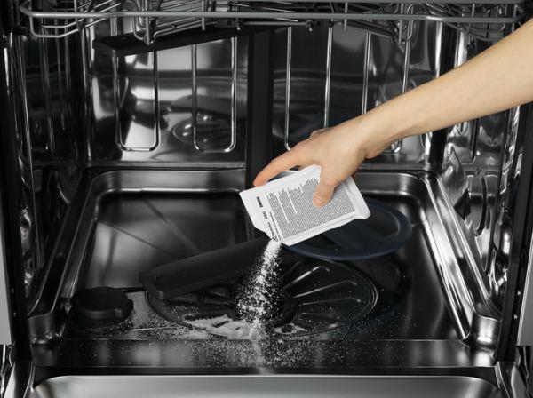 чистка посудомойки лимонной кислотой
