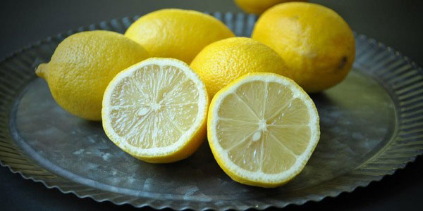 лимон для очистки