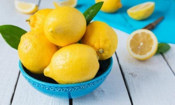 лимон для чистки микроволновой печи