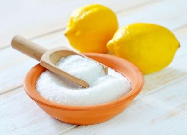 лимонная кислота в порошке