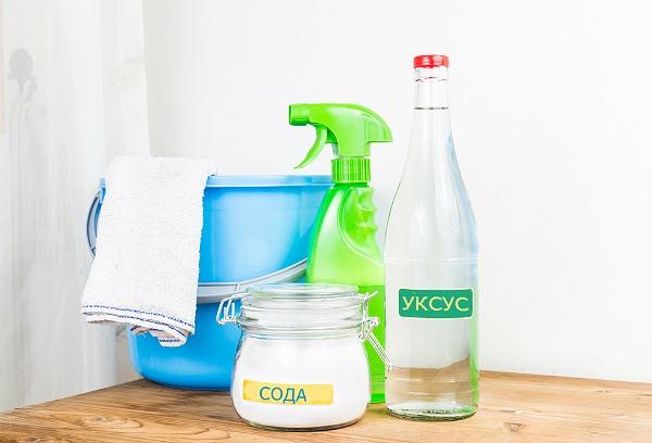 средства для чистки духовки