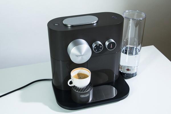чистка кофемашины неспрессо