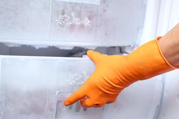 этапы разморозки холодильника