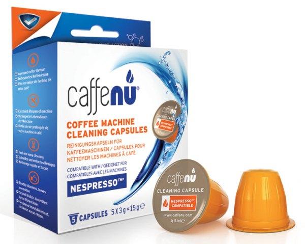 капсула очиститель caffenu