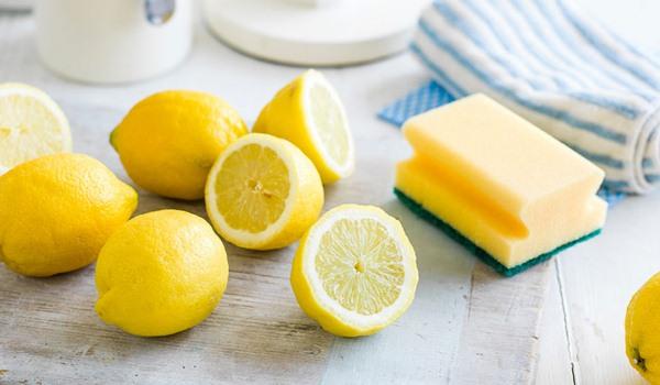 лимон для чистки микроволновки