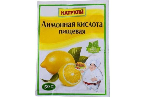 лимонная кислота для чистки духовки