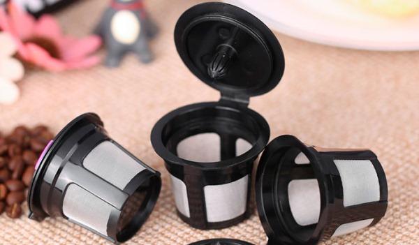 чистка фильтра кофеварки