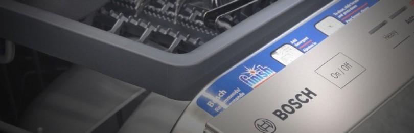 Пошаговое руководство, как почистить посудомоечную машину Bosch своими руками