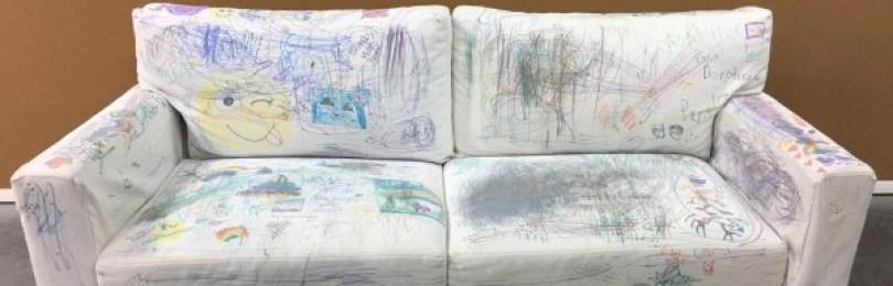15 эффективных способов, как оттереть ручку с дивана из ткани, кожзама, велюра