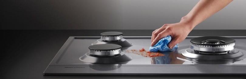 8 простых рецептов, чем чистить плиту из нержавеющей стали в домашних условиях