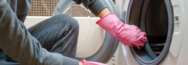 Подробная инструкция, как очистить стиральную машину от грязи внутри