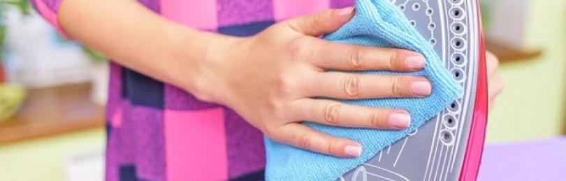 Пошаговая инструкция, как почистить утюг лимонной кислотой от накипи своими руками