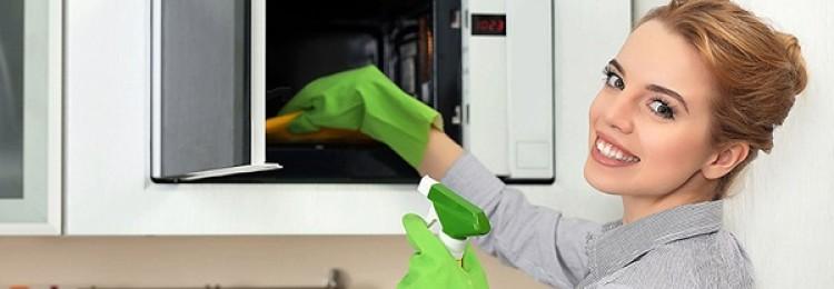 7 способов, как избавиться от гари в микроволновке в домашних условиях
