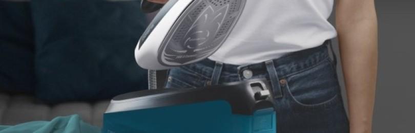 Устройство парогенератора с утюгом – как работает прибор