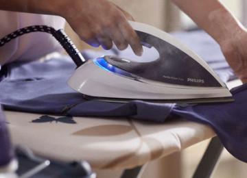 Простые рецепты, как почистить утюг Philips от накипи в домашних условиях