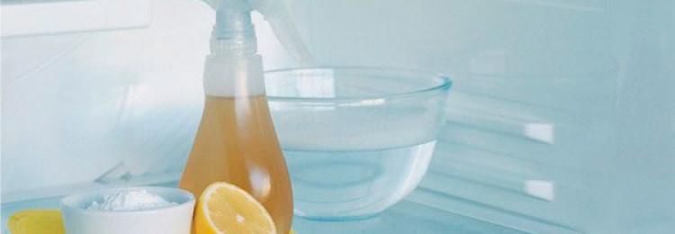2 простых способа, как мыть холодильник уксусом своими руками