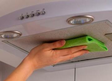 6 народных рецептов, как почистить вытяжку на кухне от жира дома народными средствами