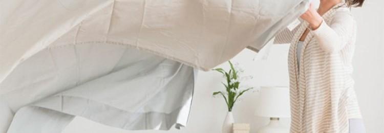 11 красивых способов застелить кровать в спальне