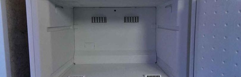 Пошаговые инструкции, как разморозить двухкамерный холодильник Bosch