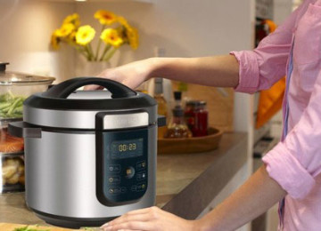 Доступные рецепты, как помыть крышку мультиварки Redmond, избавиться от запаха и жира в приборе