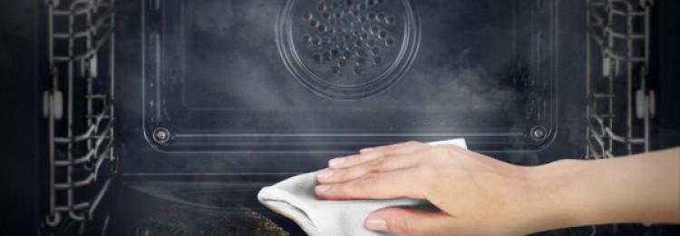 Что такое очистка духовки паром и какие способы самоочистки духового шкафа существуют