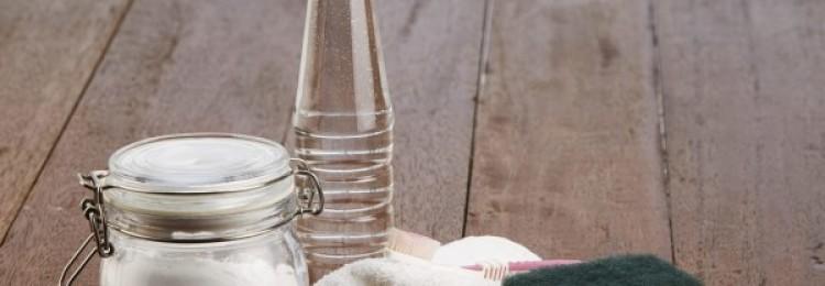4 простых рецепта, как почистить ковер содой и уксусом в домашних условиях