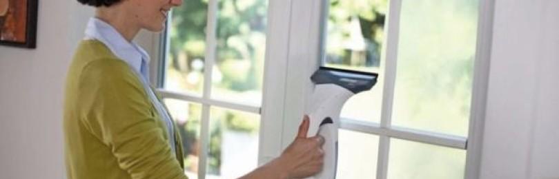 Можно ли мыть окна пароочистителем (парогенератором) и как это делать правильно