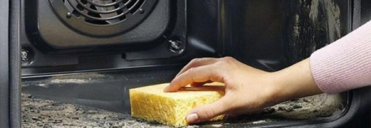 ТОП-12 эффективных способов, как мыть духовку внутри