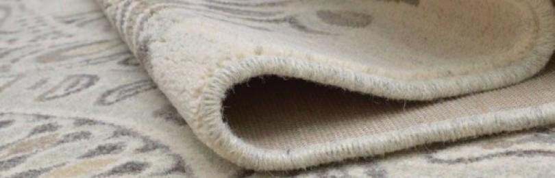 5 основных правил и 10 способов чистки шерстяного ковра