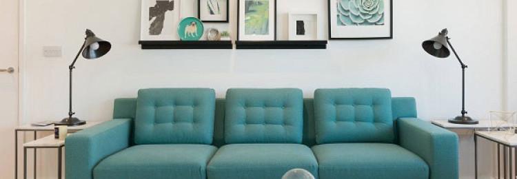 Простые способы, как быстро высушить диван от пятен воды, мочи и пива