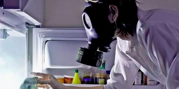 как помыть от запаха