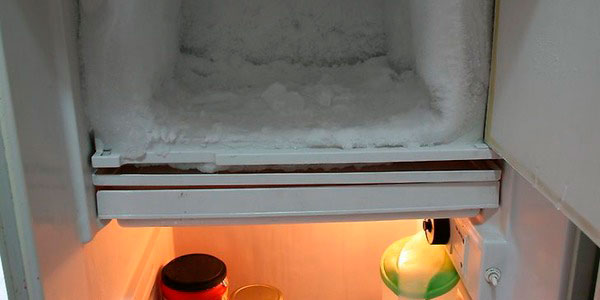 разморозить морозилку